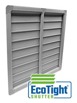 PVC EcoTight Shutter