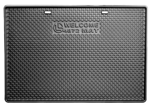 4872 Pig Welcome Mat