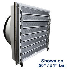 IS8 TopJet Insulated Shutter