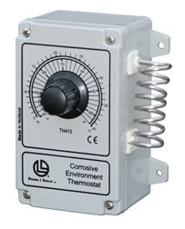 TH415 Single Stage Mechanical Thermostat