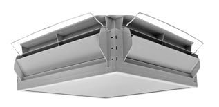 TJ4200 Poultry Ceiling Inlets