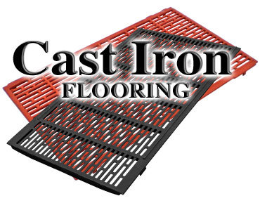 Hog Cast Iron Floor