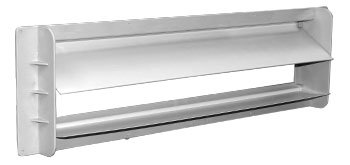 W400 Wall Air Inlet