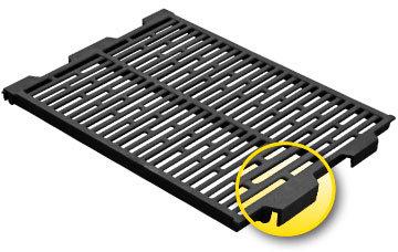 Flat Interlocking Cast Iron Floor for Sows