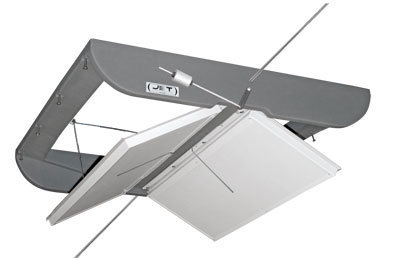 JDP2600 Insulated 2-Way Ceiling Inlets
