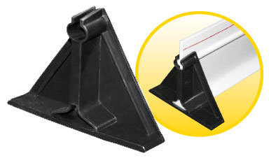 12319 - Plastic Triangle Beam Support
