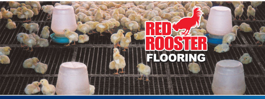 Red Rooster OL Poultry Floor