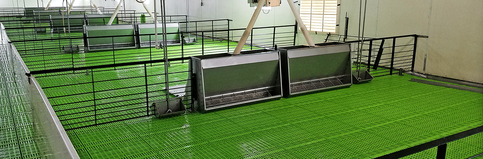 Double L Poultry And Swine Ventilation And Flooring Products