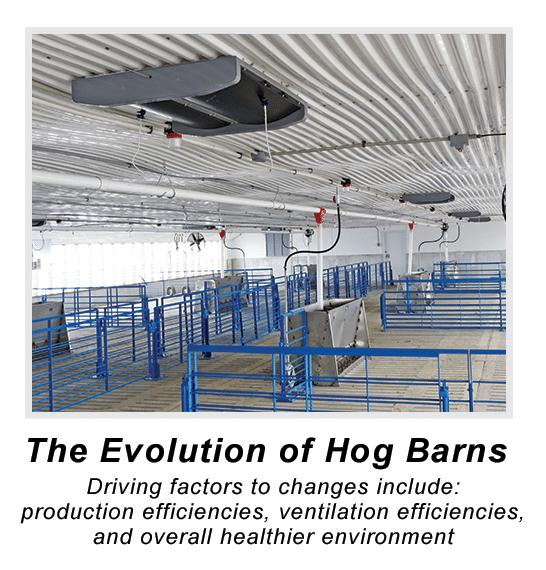 Evolution of Hog Barns