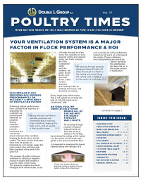2019 Poultry Times Catalog from Double L Group