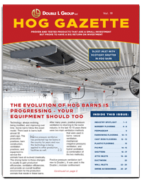 2019 Hog Gazette from Double L Group LLC