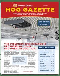 2019 Hog Gazette from Double L Group LLC