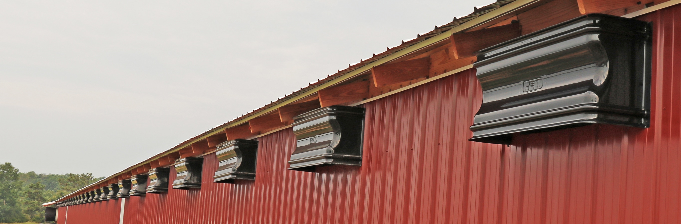 Wind / Sun Deflector (Poultry Hood)